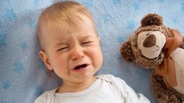 Laisser pleurer bébé